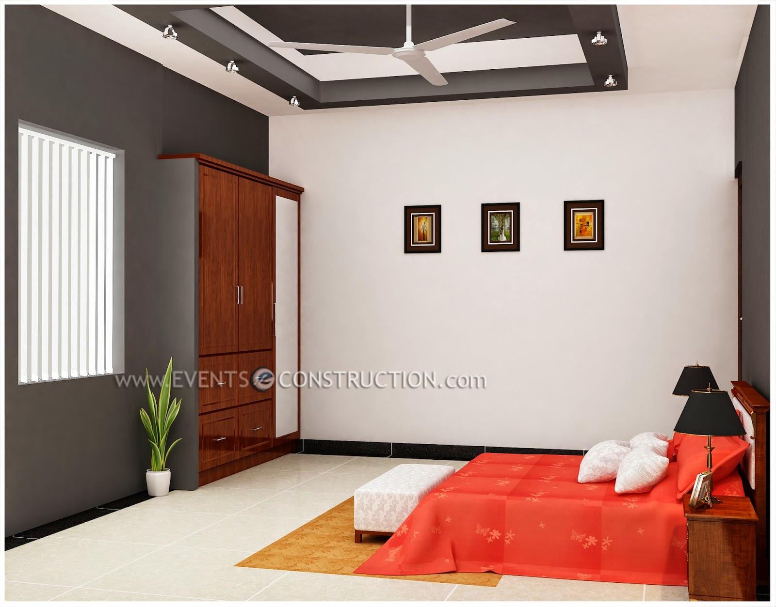 Evens construction pvt ltd recent bedroom interior designs for Villa interior designers ltd nairobi kenya