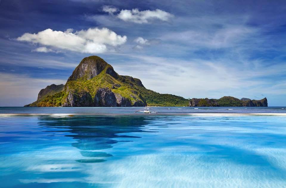 Boracay Island in Malay, Aklan, Philippines