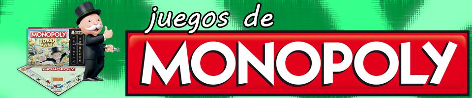Juegos de Monopoly online