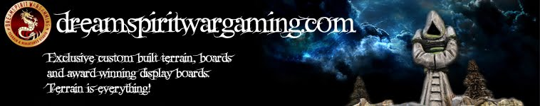 Dreamspirit wargaming