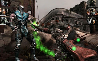 Game Mortal Kombat Apk New Version
