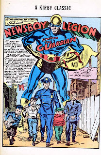 Favourite DC Comics Character (and Why) - Page 6 Newsboy+legion+SSC