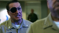 Atlantic Rim crazy guy with an eye-patch who wants to nuke shit
