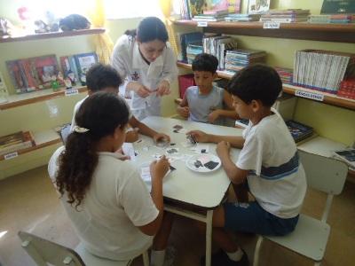 Saúde na Creche e na Escola