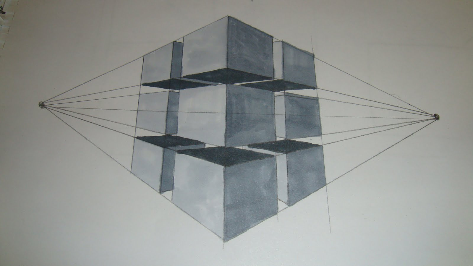 Mafe designs bitacora for Exterior un punto de fuga