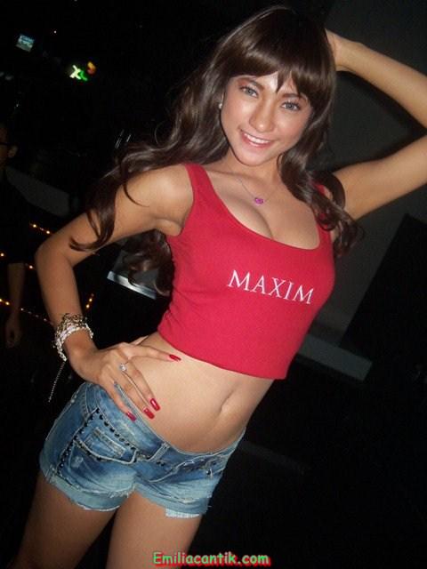 Malam Maxim Girls Party: Toket Sekel Dimana-mana Bos