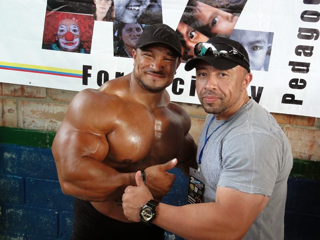 Worldwide Bodybuilders: The supermonster from The Netherlands Roelly Winklaar
