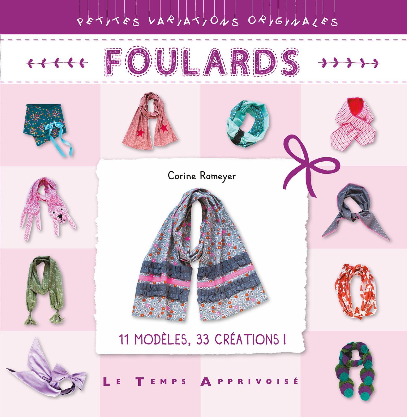 Acheter Livre Foulards