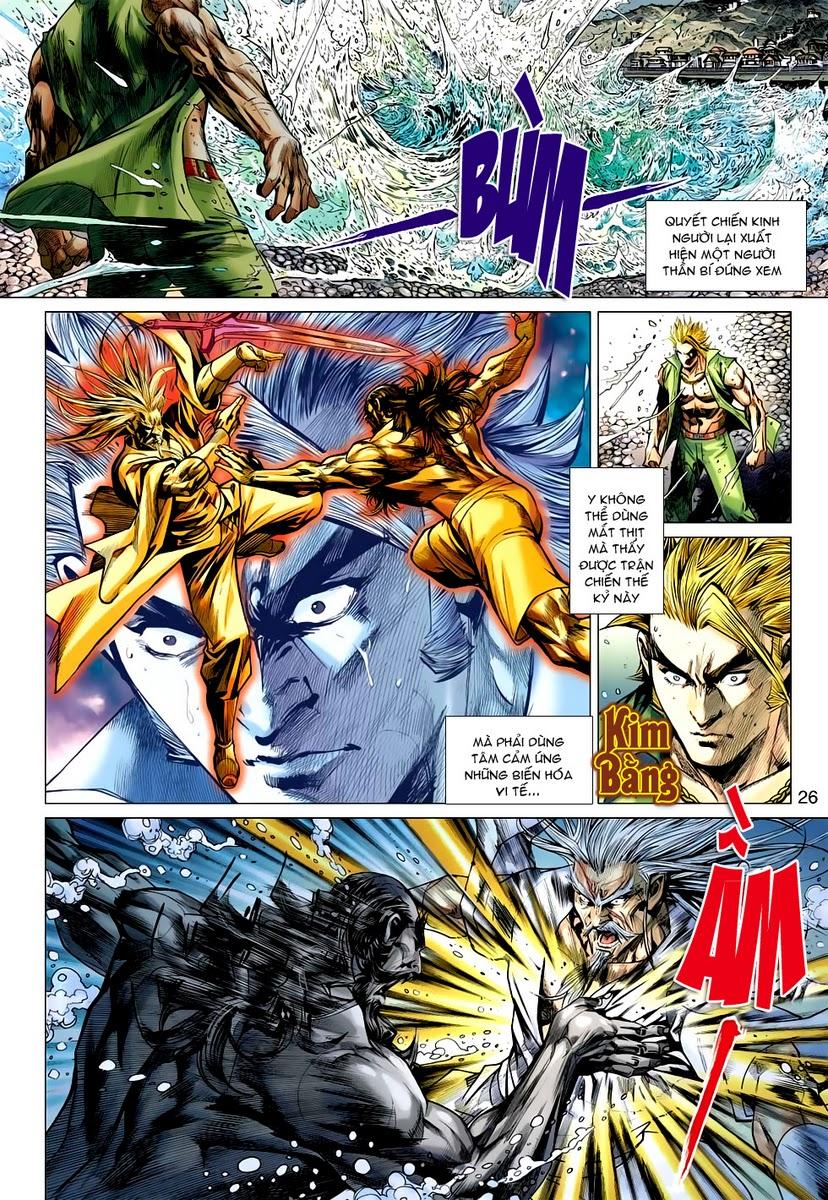 Vương Phong Lôi 2 Chapter 44 - Trang 25