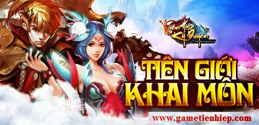 game tien hiep online cho android