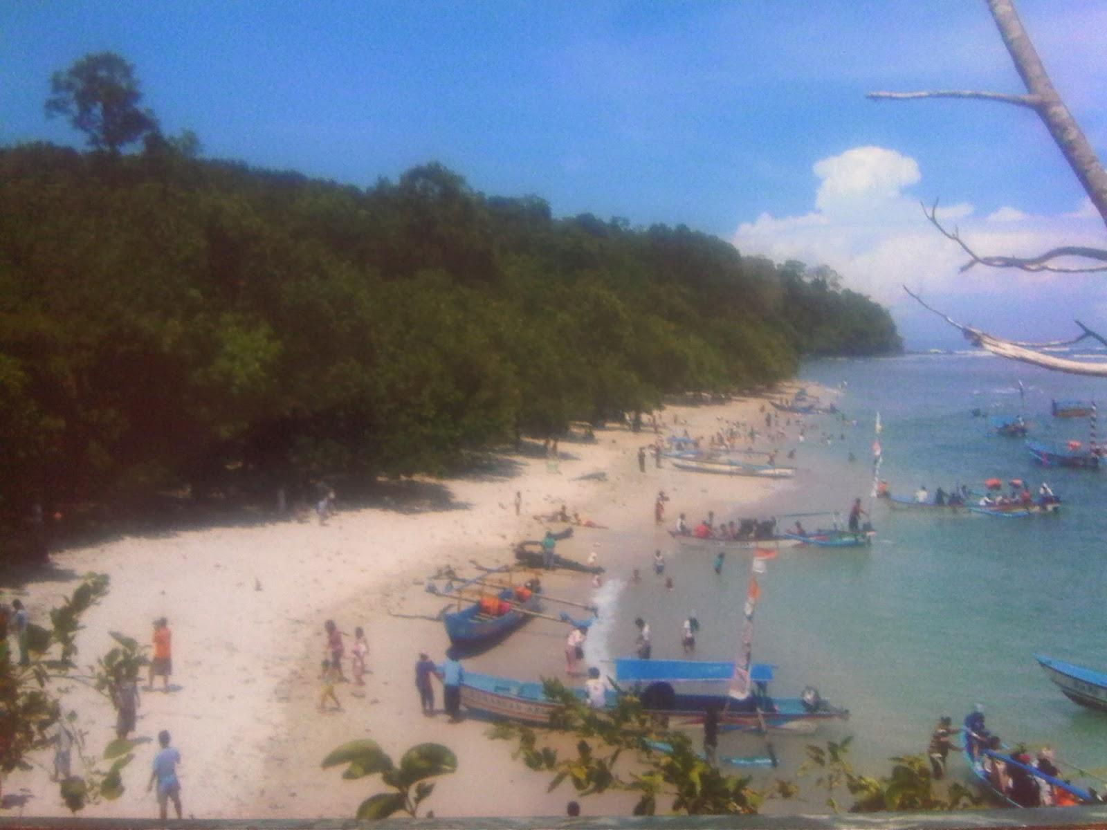 Pasir Putih Pantai Pangandaran