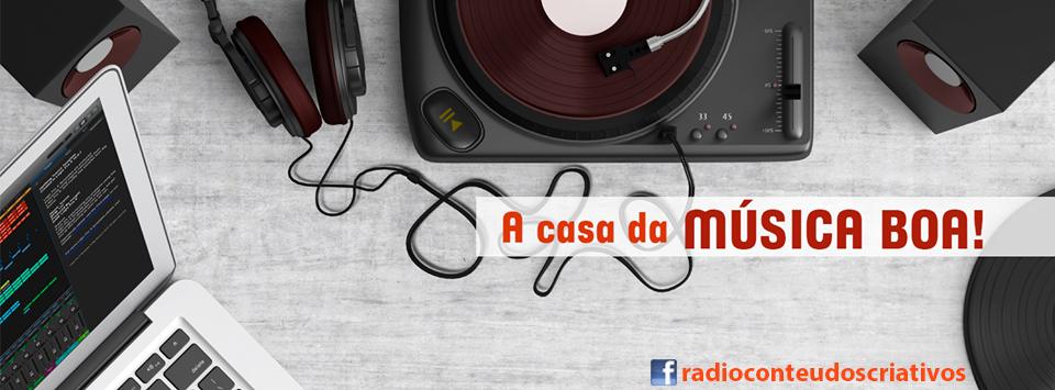 Rádio Conteúdos Criativos