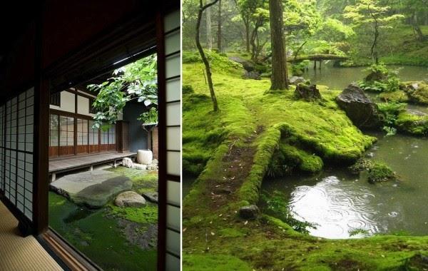 decoracion Tipos de Jardim Japonês