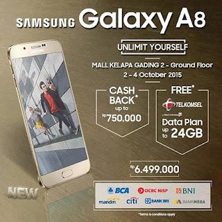 Promo Samsung Terbaru 2015