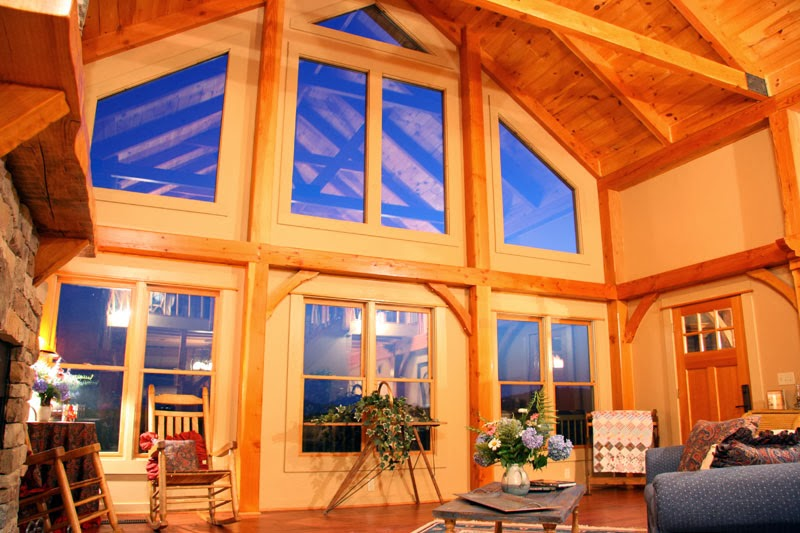 Westport Model Log Home At 2060 Sf Estimate College