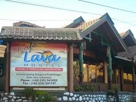 Cafe Lava Cemoro Lawang