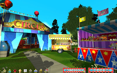 Circus World Screenshots 1