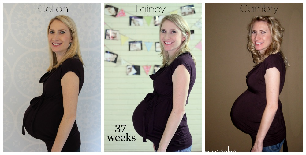 Meet the Matterns: 37 Weeks Pregnant with Baby #3
