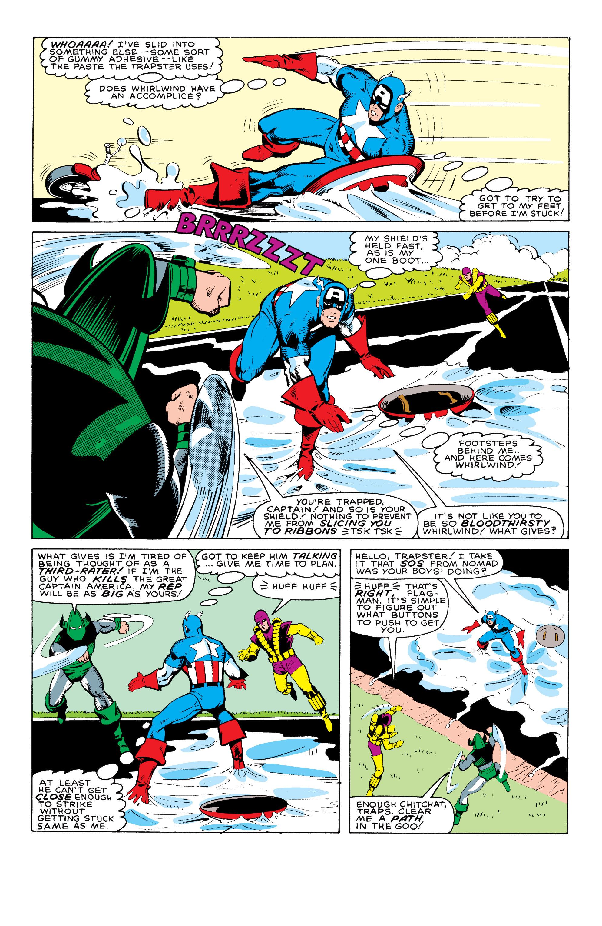 Captain America (1968) Issue #324 #253 - English 18