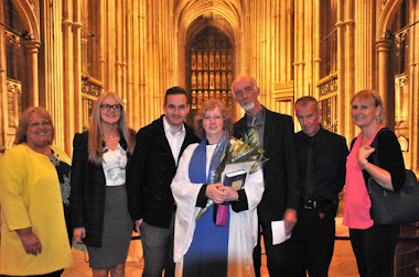 Congratulations to Denise Blaskett who was licensed as a Reader for All Saints recently