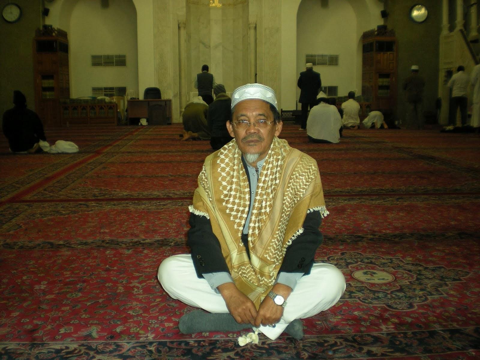 Inside Masjid Kubah