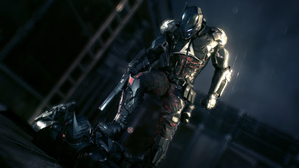 Arkham Knight New Villain 2r
