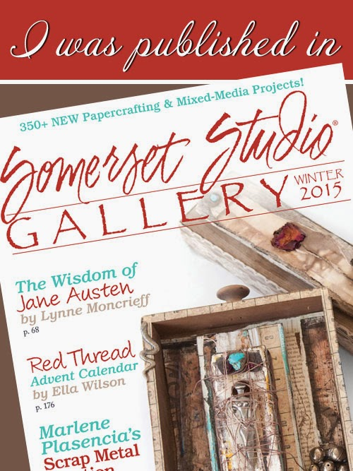 Published in Somerset Gallery magazine!