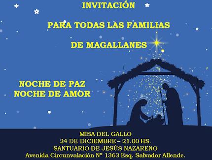 """Programa tu Nochebuena agendando participación en """"Misa del Gallo"""""""