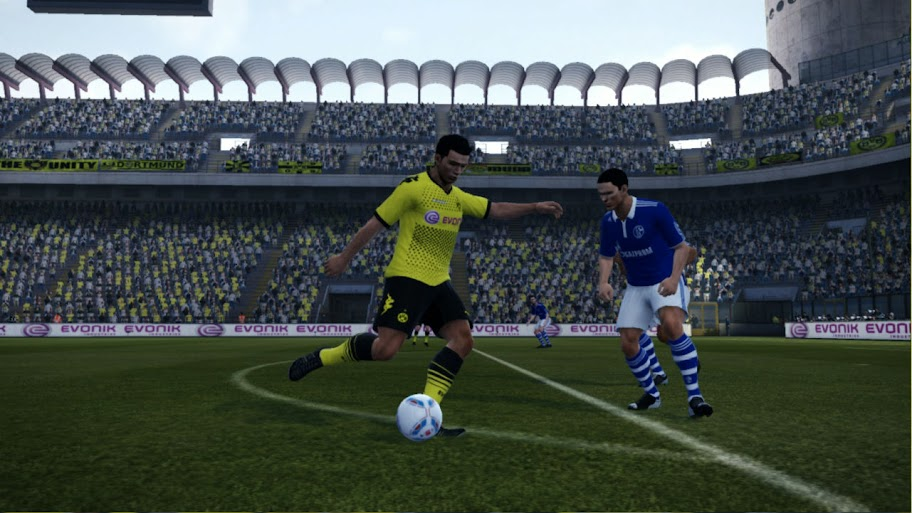 Bundesliga Demo Patch 2012 by Pesgalaxy