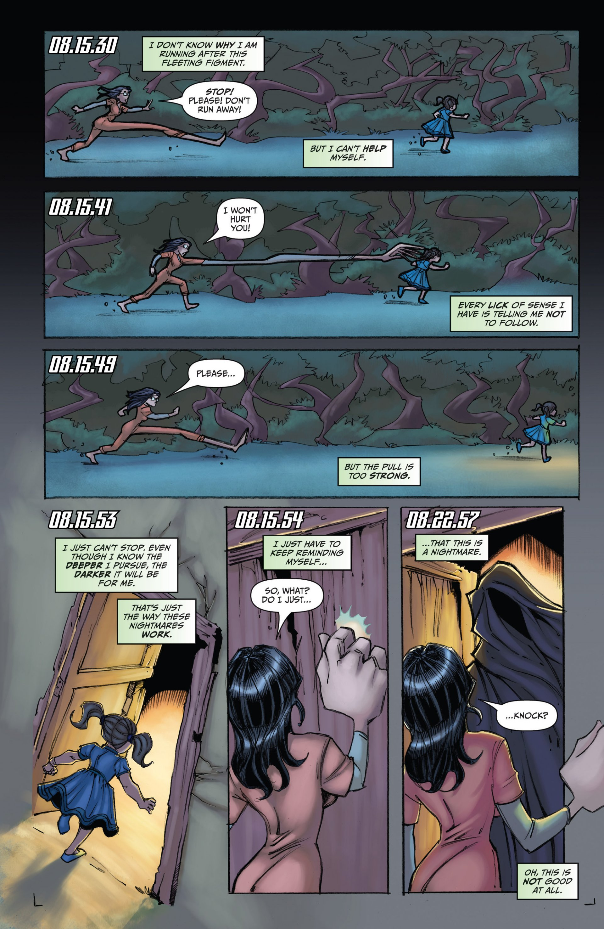 Grimm Fairy Tales (2005) Issue #78 #81 - English 13