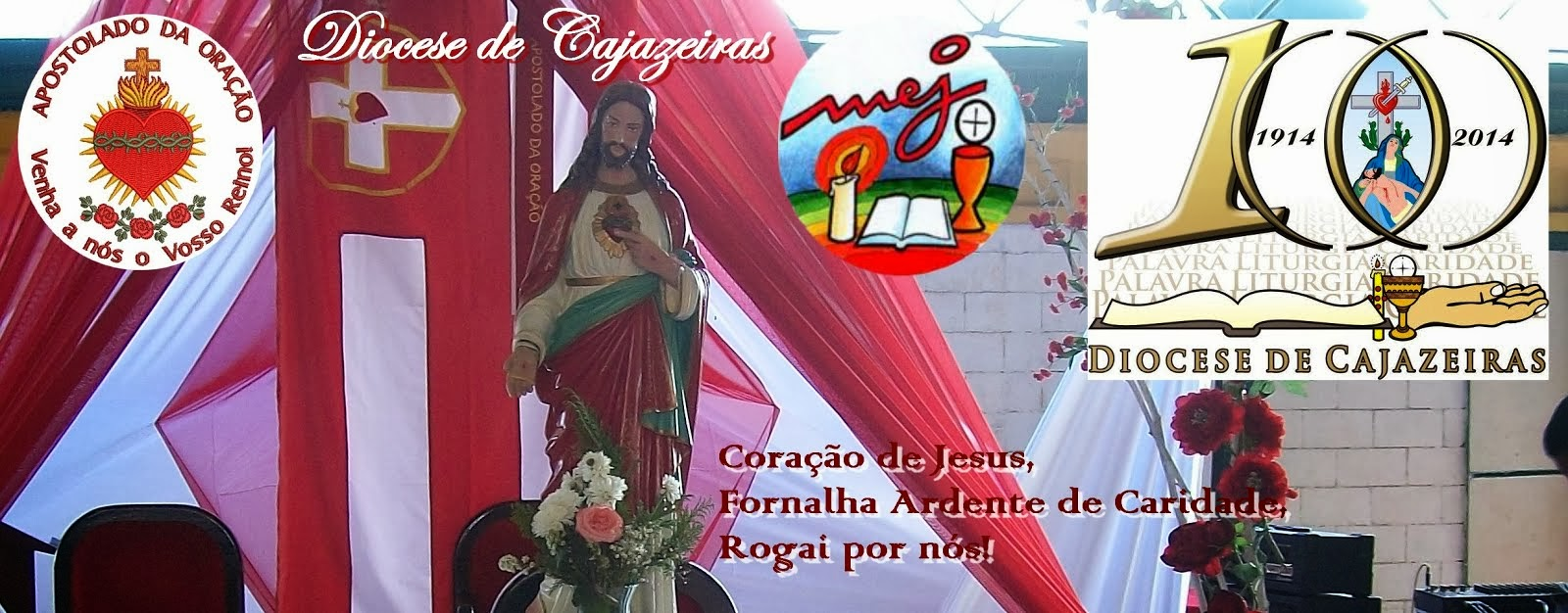 Apostolado da Oração e Movimento Eucarístico Jovem da Diocese de Cajazeiras