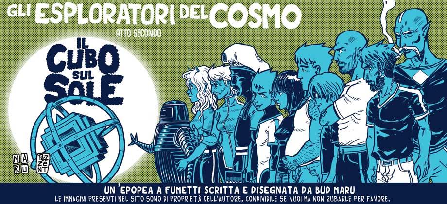 Gli Esploratori del Cosmo