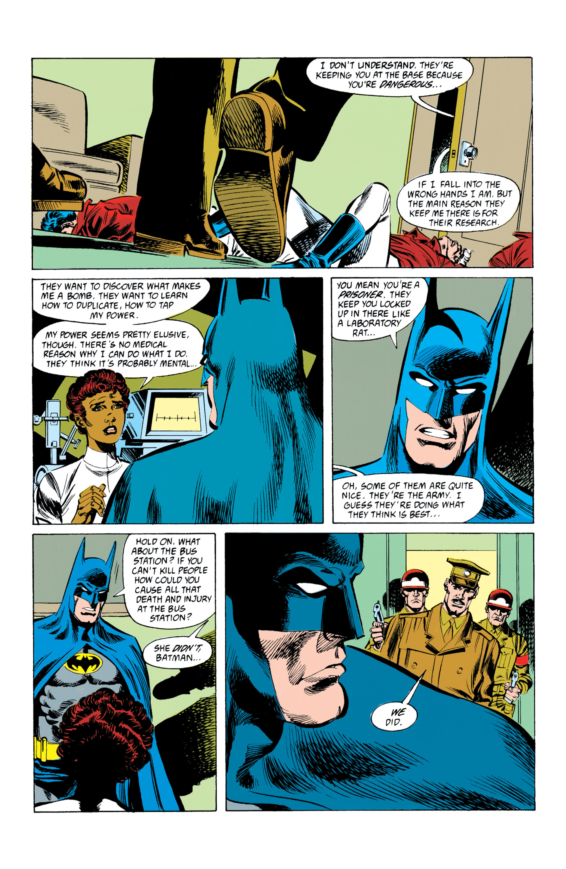Detective Comics (1937) Issue #638 Page 15