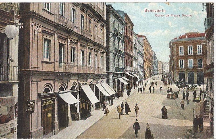 Un Saluto da Benevento