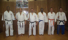 First Kobudo Class
