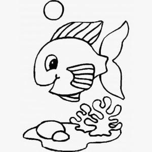 Dada pasticciona agosto 2014 for Disegni da colorare pesciolini
