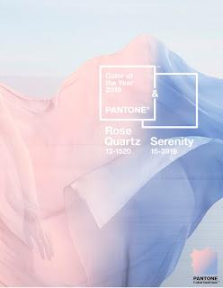 Pantone Spring Colors of 2016