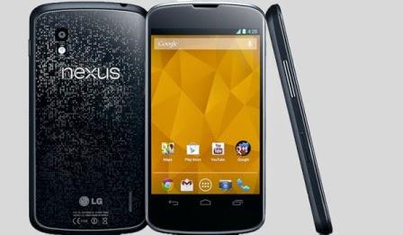 Android L berhasil di instal di Nexus 4