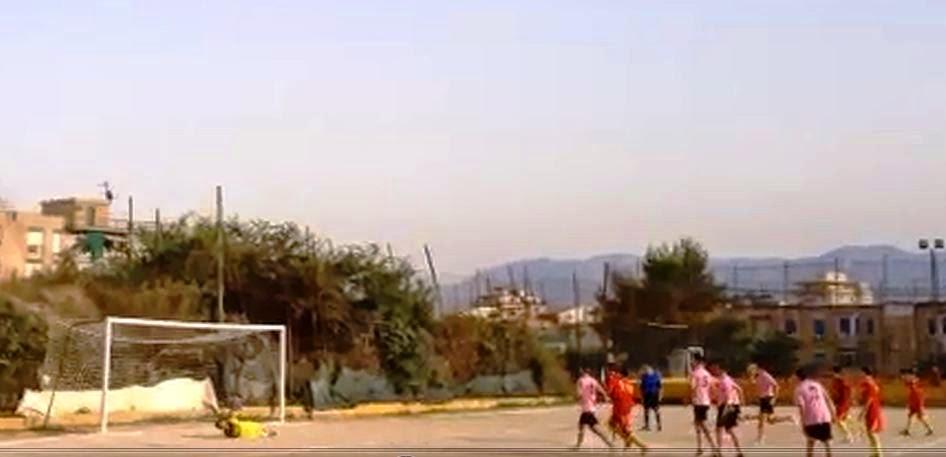 Calcio. Il Corleone impone il pari all'Equipe, ma è rissa e gara sospesa