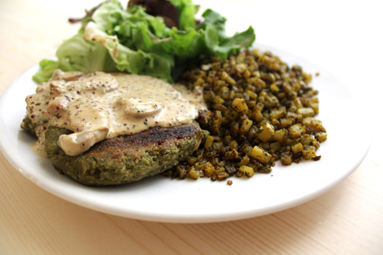 vegetarian steak recipe
