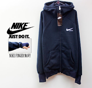 Jaket Distro Merk Nike