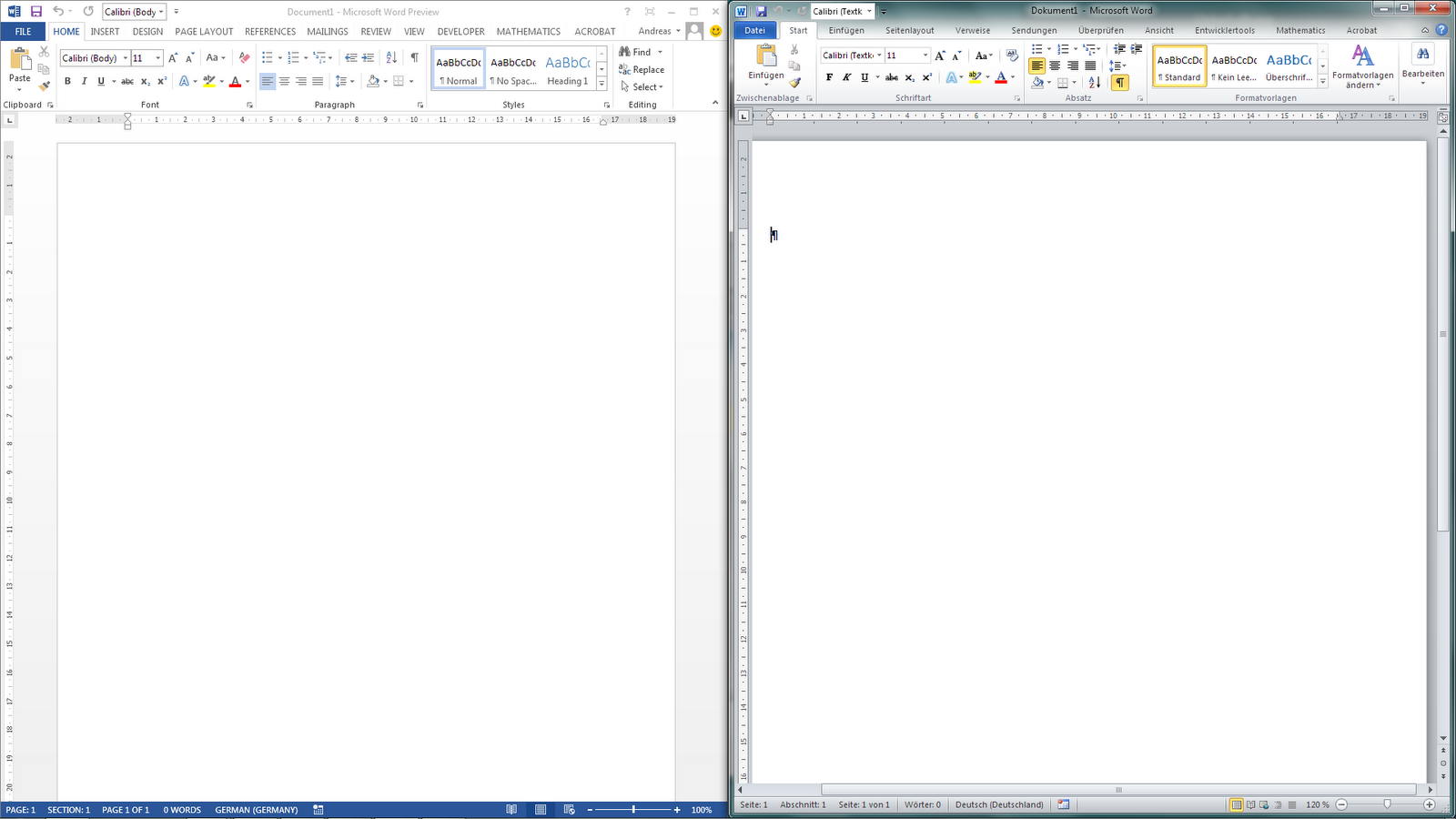 ms word dictionary in 2013