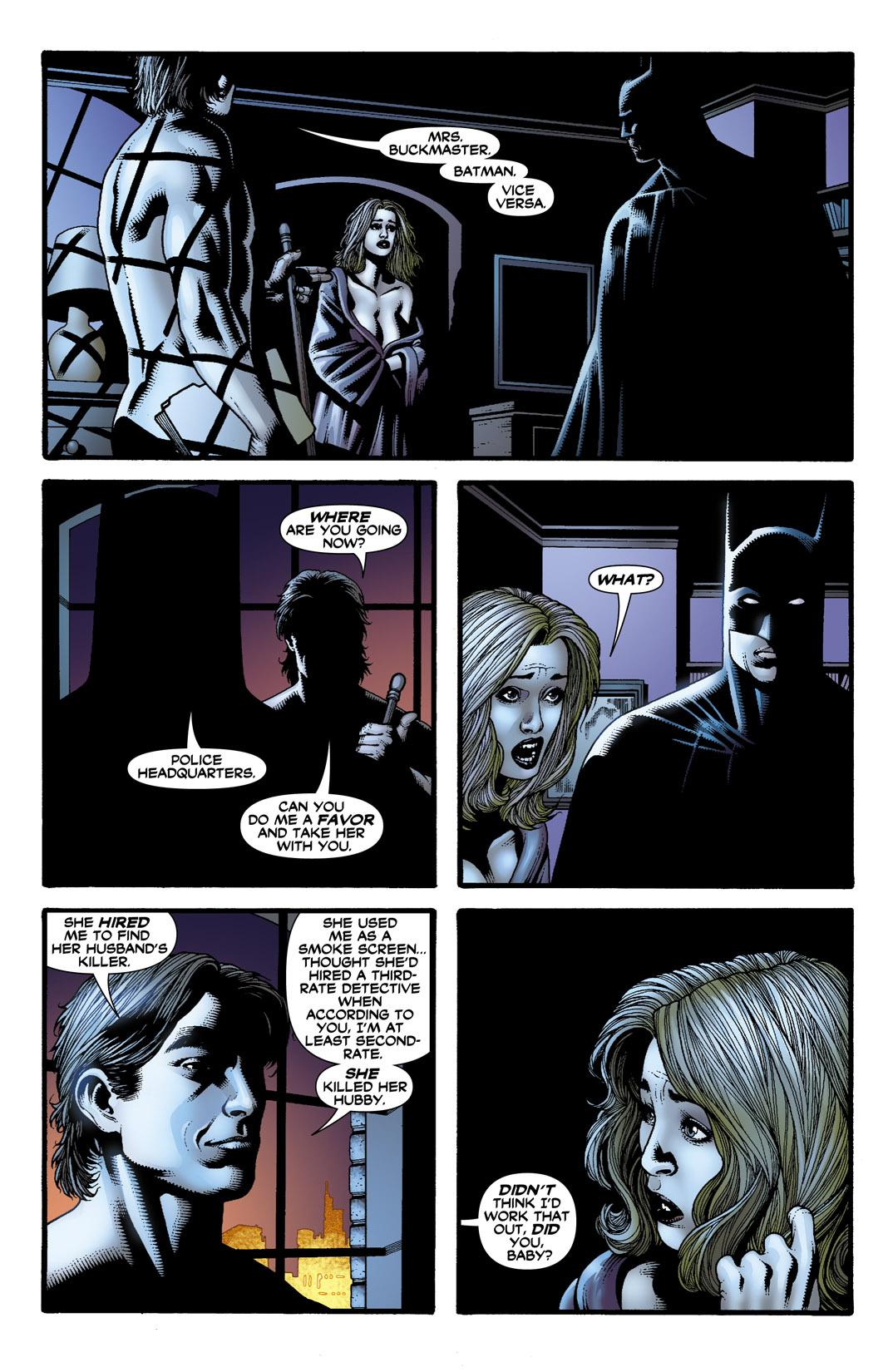 Detective Comics (1937) 818 Page 21