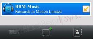 RIM Hadirkan Platform Musik Sosial Lewat BBM Music