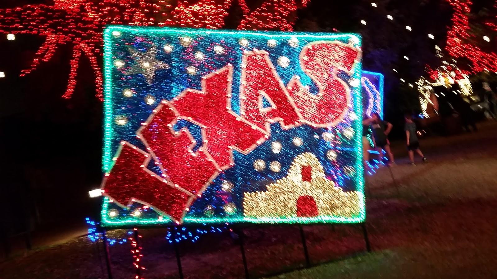 travel tuesday houston zoo lights 2015 - Christmas In Houston 2015