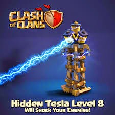 defensive building clash of clans