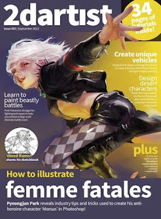 2DArtist Magazine Issue 093 September 2013