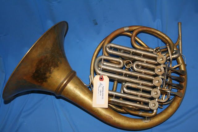 frenchhorn In Love With Unlacquered Brass