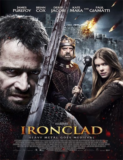 Ver Templario (Ironclad) (2011) Online