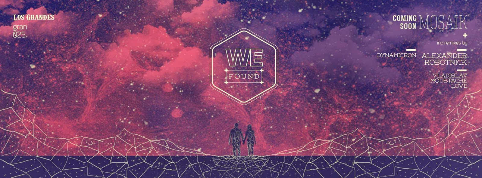 MOSAIK - We Found EP